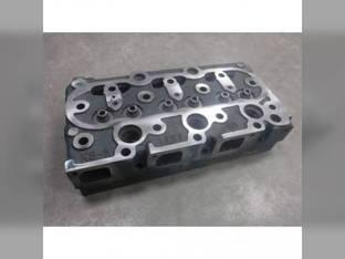 Used Cylinder Head Kioti LB1914 CK20 E5700-03043 Kubota B8200 F2000 B1750 B7200 15532-03040