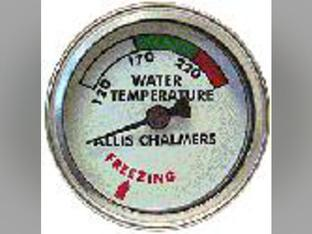 Gauge, Water Temperature