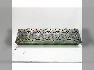 Used Cylinder Head with Valves John Deere 8330 9230 8230 8130 8530 8430 SE501747