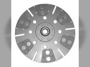 Remanufactured Clutch Disc Massey Ferguson 1165 1445 1160 Mahindra 4110 3510 Challenger / Caterpillar MT297 MT295 White 43 Field Boss 886727M1 886727M2 16441202101