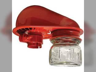 Pre Cleaner International C 230 100 240 A 140 340 130 200 Super C Super A B 352612R91