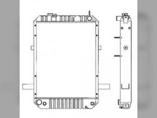 Radiator Komatsu WA150-3 417321211