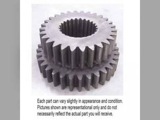 Used Lo Drive Gear 28T & 33T International 1256 2856 1206 806 2706 2806 706 2756 756 856 21026 21206 391883R1