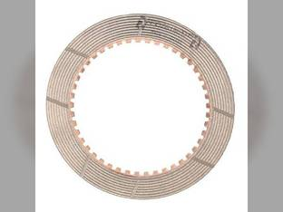 Brake Disc With Facing John Deere 2440 2020 1520 2030 2255 4030 2630 1530 1020 4230 2155 2240 4430 2640 4630 2840 Massey Ferguson 50A 204 202 40 304 302 50 50 30 203 303 Ford 550 655 555 1754345M2