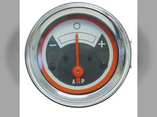 Amp Meter Gauge Oliver 1950 1655 1955 1555 1550 1750 1755 2150 1850 1650 1855 2050 White 2-78 4-78 2-62 Minneapolis Moline G750 158583A