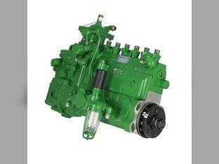 Remanufactured Fuel Injection Pump John Deere 4440 6466D AR70235