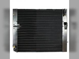 Condenser with Oil Cooler Ford 8000 8700 9000 9700 TW10 TW20 TW30 D5NN19N656B