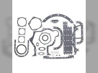 Conversion Gasket Set Case 770 830 870 930 940 970 1030 1090 1170 1175 1200 1270 1370 1570 2090 2094 2290 2294 2390 2394 2470 2590 2594 2670 3294 4490 4494 4690 4694 W14 850 1150 Case IH 3394 3594