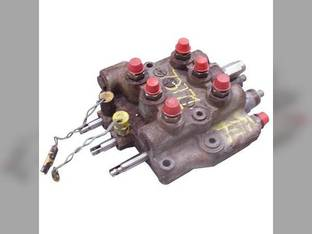 Used Hydraulic Control Valve Assembly New Holland LX865 L170 LS190 L865 LX485 LS180 LS160 LS140 LS170 LX565 C175 L160 L465 L175 LS150 LX885 L150 LX465 LX665 L565 L140 John Deere 7775 4475 8875 6675