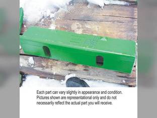 Used Weight Bracket John Deere 7710 7800 8110 9300 7820 8100 8210 9320 4640 9100 4755 7700 9200 8200 9400 8410 7810 7600 4840 4555 8400 4955 4850 4960 4650 8310 7720 4760 8300 9120 4560 7920 7610