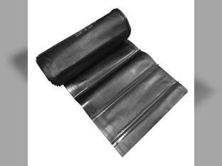 Side Draper Flat Belt