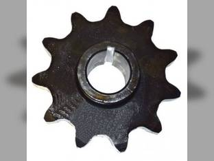 Clean Grain Elevator Chain Sprocket - Upper John Deere S690 STS S690 HXE22459