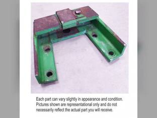 Used Front Drawbar Support John Deere 4960 4650 4640 4755 4630 4955 4850 4840 4555 4760 4560 RE12565