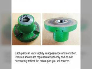 Used Conveyor Auger Drive Hub H131098 John Deere 9400 9650 CTS 9550 S680 9750 9560 9770 9570 9760 S560 9450 9500 9410 9600 9610 S660 S550 9501 9860 S670 9870 9510 9660 S690 9670 442985A1
