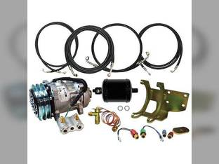 Air Conditioning Conversion Kit - Complete Allis Chalmers 7080 7030 7040 7060 7050