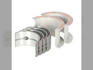 "Main Bearings - .010"" Oversize - Set International 350 C175 300 C169 Super H"
