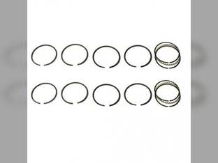 "Piston Ring Set - .045"" Oversize - 2 Cylinder John Deere AO AR 60 A 321"